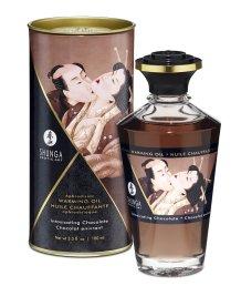 Съедобное массажное масло Shunga Пьянящий Шоколад 100мл