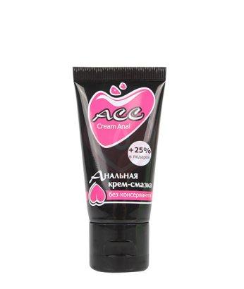 Анальная силиконовая крем-смазка ACC Creamanal 25мл