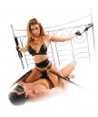 Набор для бондажа Pipedream Bondage Belt Restraint System