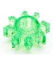 Кольцо эрекционное Toyfa Love Ring снежинка