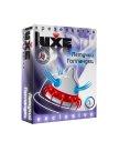 Презерватив Luxe exclusive Летучий голландец с усиками 1шт