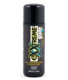Анальный силиконовый лубрикант Exxtreme Glide Silicone Based 50мл