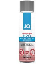 Возбуждающий лубрикант на водной основе System JO H2O Warming 120мл