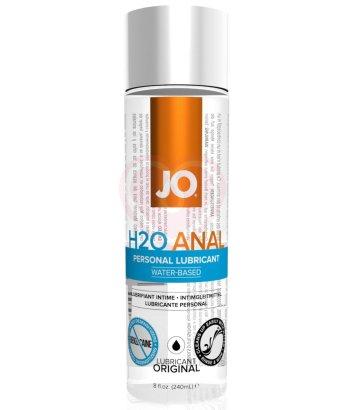 Анальный лубрикант на водной основе System JO Anal H2O 240мл