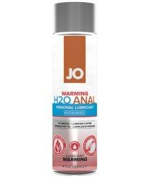 Анальный лубрикант на водной основе разогревающий System JO Anal H2O Warming 120мл