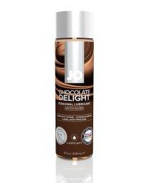 Съедобный лубрикант System JO H2O Flavored Chocolate Delight с ароматом Шоколад 120мл