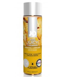 Съедобный лубрикант System JO H2O Flavored Juicy Pineapple с ароматом Ананас 120мл