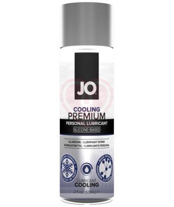 Лубрикант на силиконовой основе System JO Premium Cool с охлаждающим эффектом 60мл