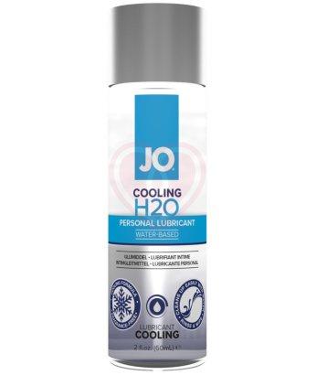 Лубрикант на водной основе System JO H2O Cool с охлаждающим эффектом 60мл