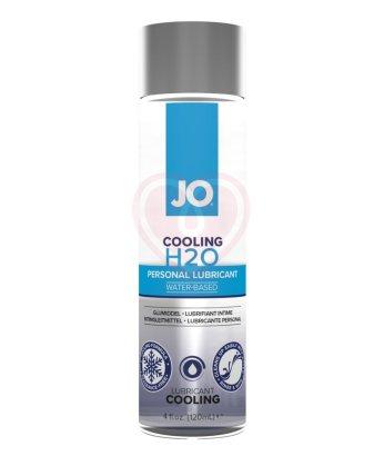 Лубрикант на водной основе System JO H2O Cool с охлаждающим эффектом 120мл