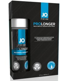 Спрей-пролонгатор для мужчин System JO Prolonger Desensitizing 60мл