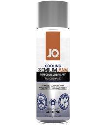 Анальный лубрикант на силиконовой основе охлаждающий System JO Anal Premium Cool 60мл