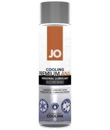 Анальный лубрикант на силиконовой основе охлаждающий JO Anal Premium Cool 120мл