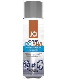 Анальный лубрикант на водной основе охлаждающий System JO Anal H2O Cool 60мл