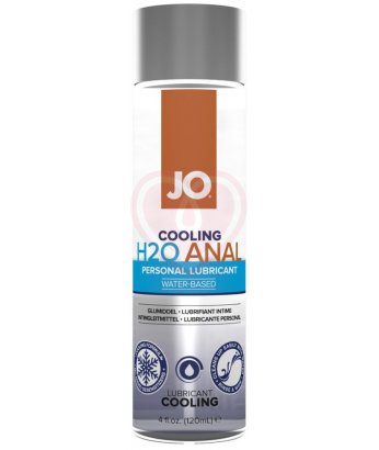 Анальный лубрикант на водной основе охлаждающий System JO Anal H2O Cool 120мл