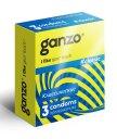 Презервативы Ganzo Classic классические с обильной смазкой 3шт