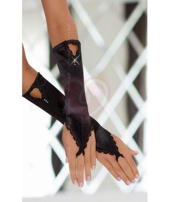 Перчатки Soft Line Collection чёрные