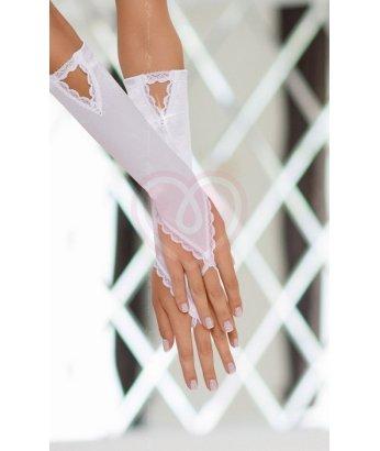 Перчатки Soft Line Collection белые