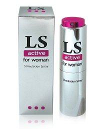 Стимулирующий спрей для женщин LoveSpray Active 18 г