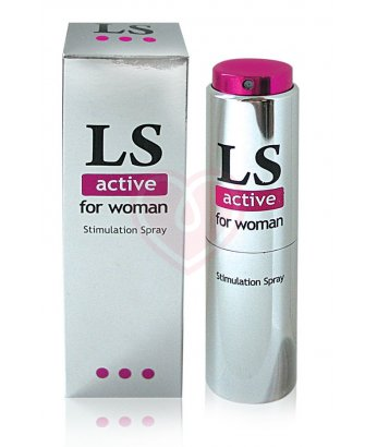 Стимулирующий спрей для женщин LoveSpray Active 18гр