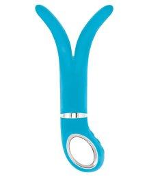 Вибратор Gvibe G-vibe 2 голубой