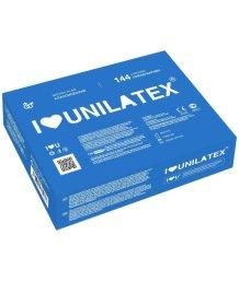 Презервативы Unilatex Natural Plain гладкие 144 шт
