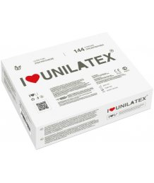 Презервативы Unilatex Natural Ultrathin ультратонкие 144 шт