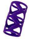 Рельефная насадка ToyFa A-Toys фиолетовая