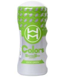 Мастурбатор Men's Max Colors Edge Green