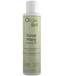 Органическое масло для массажа Orgie Bio Rosemary розмарин 100 мл