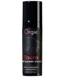 Возбуждающий крем для мужчин Orgie Touro 15 мл