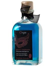 Масло для оральных ласк Orgie Lips Massage Set со вкусом сахарной ваты 100 мл