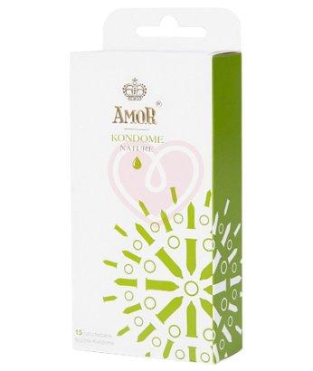 Классические презервативы Amor Nature 15 шт