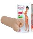 Мастурбатор вагина с реалистичным рельефом May