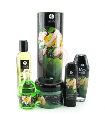 Подарочный набор Shunga Organica Сад Эдо