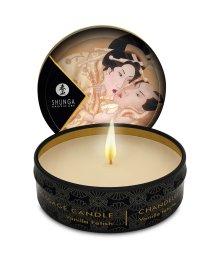 Массажное аромамасло в виде свечи Shunga Vanilla Fetish Ванильный фетиш 30мл