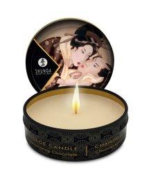 Массажное аромамасло в виде свечи Shunga Excitation Chocolate Шоколад 30мл