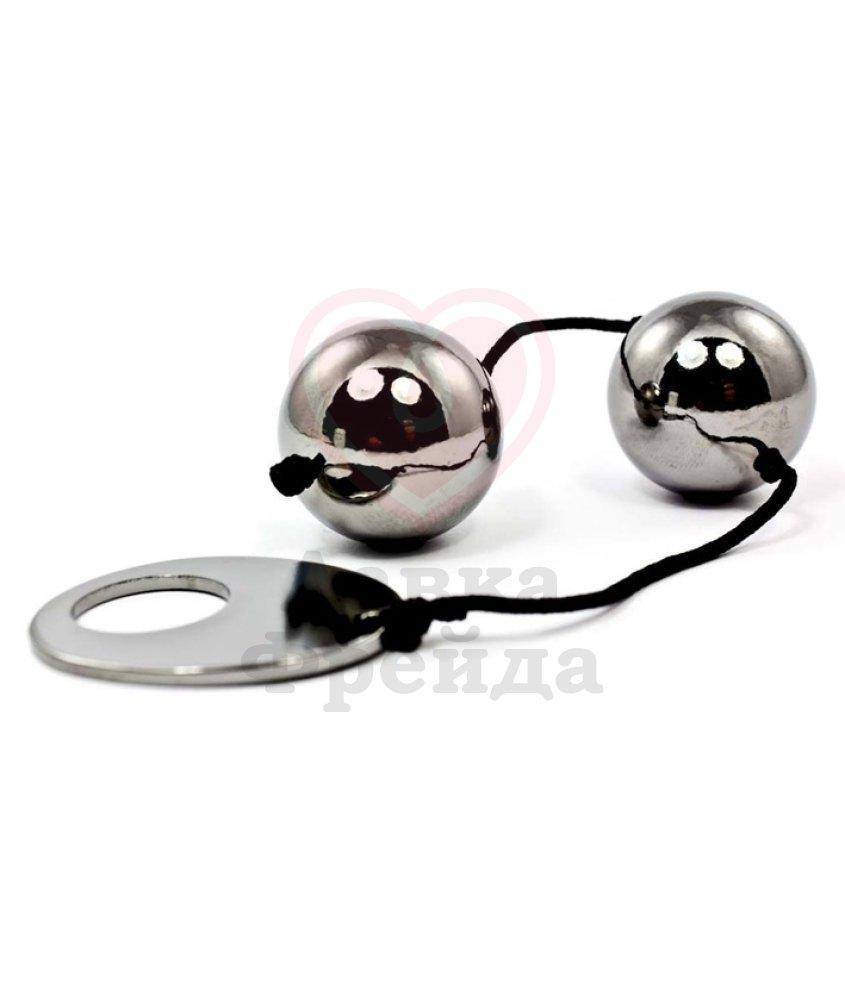 Вагинальные серебряные шарики