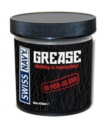Крем для фистинга Swiss Navy Grease 473мл
