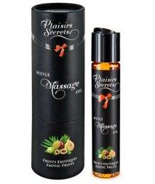 Масло для оральных ласк и массажа Concorde Massage Oil Экзотические фрукты 59 мл