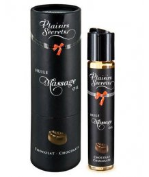 Масло для оральных ласк и массажа Concorde Massage Oil Шоколад 59 мл