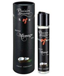 Масло для оральных ласк и массажа Concorde Massage Oil Кокос 59 мл