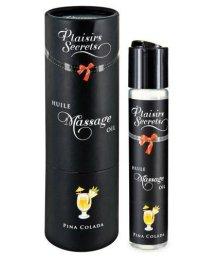 Масло для оральных ласк и массажа Concorde Massage Oil Пина колада 59 мл
