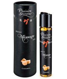 Масло для оральных ласк и массажа Concorde Massage Oil Карамель 59 мл