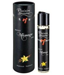 Масло для оральных ласк и массажа Concorde Massage Oil Ваниль 59 мл