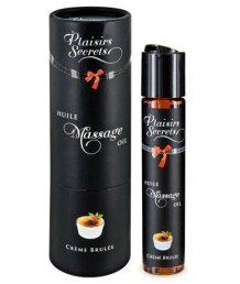 Масло для оральных ласк и массажа Concorde Massage Oil Крем брюле 59 мл