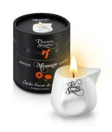 Свеча с массажным маслом Concorde Massage Candle Сладкий мак 80 мл