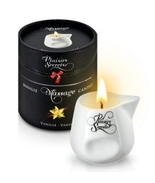 Свеча с массажным маслом Concorde Massage Candle Ваниль 80 мл