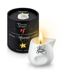 Свеча с массажным маслом Concorde Massage Candle Ваниль 80 мл
