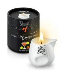 Свеча с массажным маслом Concorde Massage Candle Космополитен 80 мл